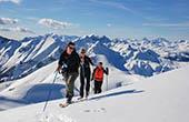 Skitour Slowenien