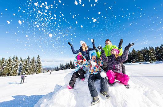 Wintersport - Winterurlaub - Slowenien