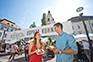 Speisemarkt in Ljubljana