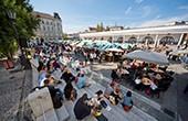 Ljubljana - Pogacarjev trg
