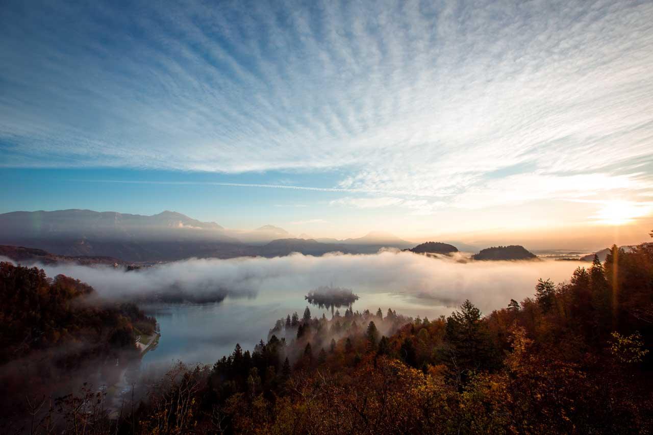 Wetter Slowenien Klimatabelle Slowenien Kroati De