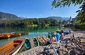 Freizeit Bohinjer See