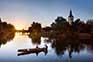 Kostanjevica, Fluss Krka