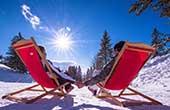 Wintersportgebiet Kravec