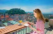 Ljubljana Ausblick