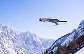 Skispringen Planica - Kranjska Gora
