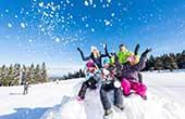 Winterurlaub Rogla, Slowenien