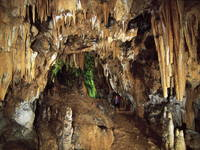 Bled - Höhle bei Babji Zob