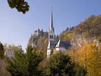 Bled - Pfarrkirche St. Martin
