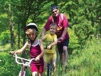 Bled -Radfahren