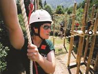 Adrenalinpark Pod Voglom - Bohinj