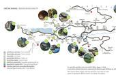 Bohinj Gast Karte - Sehenswürdigkeiten