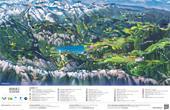 Landkarte Bohinj