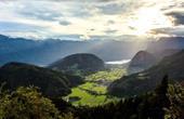 Bohinj - Panoramablick