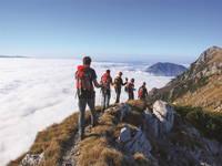 Bohinj- Bergsteigen, Bergwandern