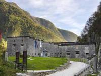 Bovec - Festung Kluze