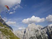 Bovec - Gleitschirmfliegen