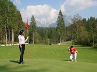 Bovec - Golf