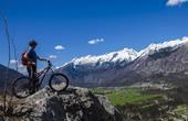 Mountainbiker - Bovec