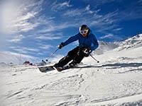 Bovec - Skifahren Kanin