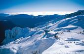 Bovec - Skigebiet Kanin