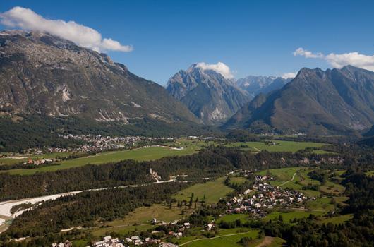 Bovec, Slowenien