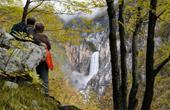 Bovec - Wandern zum Wasserfall Bok