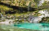 Bovec - Wasserfall Virje