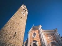 Izola - Kirche Hl. Mauro & Glockenturm