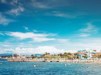 Izola - Strand San Simon
