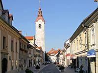 Altstadt Kamnik