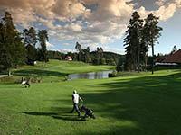 Golfplatz Arobretum Ljubljana