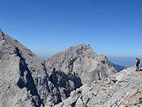 Kamniker Alpen bei Ledine