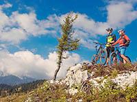 Mountainbike, Kamnik