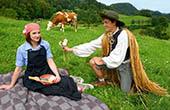 Kamnik - Traditioneller Hartkäse Trnic