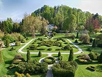 Volcji Potok Arboretum