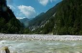 Flusstal - Kranjska Gora