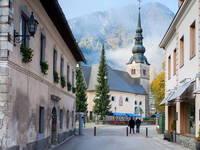 Kranjska Gora - Kirche Maria Himmelfahrt