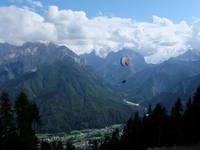 Kranjska Gora - Paragliding