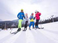 Kranjska Gora - Ski fahren