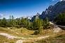 Kranjska Gora - Wanderweg Vrsic Pass