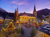 Kranjska Gora - Weihnachtsdorf