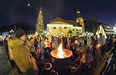 Weihnachtsdorf Kranjska Gora