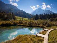 Kranjska Dolinka - Naturpark See Zelenci