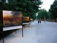 Ljubljana - Ausstellung Tivoli Park