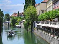 Bootstour Ljubljana