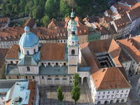 Ljubljana - Domkirche St. Nikolaus