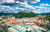 Panorama Ljubljana