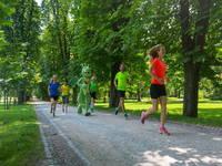 Laufen, Spazieren - Tivoli Park