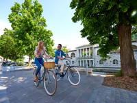 Ljubljana - Radfahren
